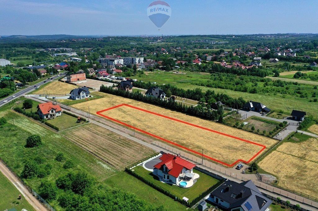 Działka inwestycyjna pod dzierżawę Skawina, Krakowska  4000m2 Foto 12