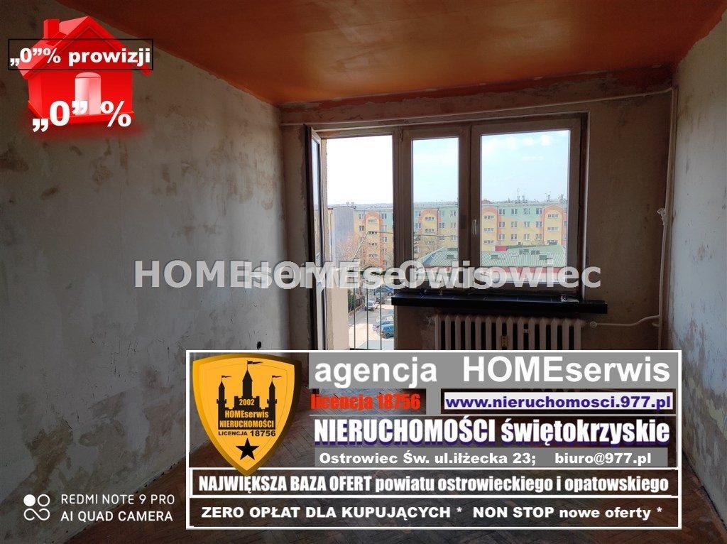 Mieszkanie dwupokojowe na sprzedaż Ostrowiec Świętokrzyski, Centrum  38m2 Foto 2