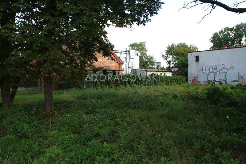 Działka inwestycyjna pod dzierżawę Warszawa, Praga-Południe  752m2 Foto 1