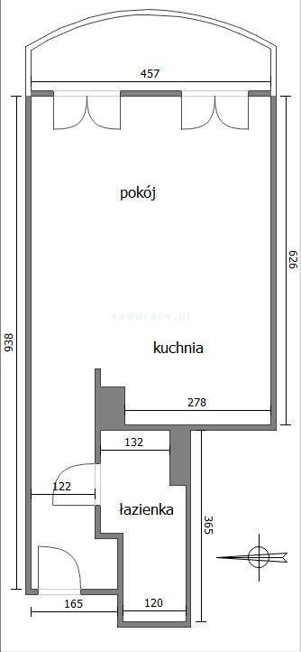 Kawalerka na sprzedaż Kraków, Bronowice, Bronowice Małe, Bronowicka  38m2 Foto 3