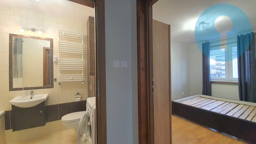 Mieszkanie trzypokojowe na wynajem Kielce, Stanisława Wyspiańskiego  54m2 Foto 11