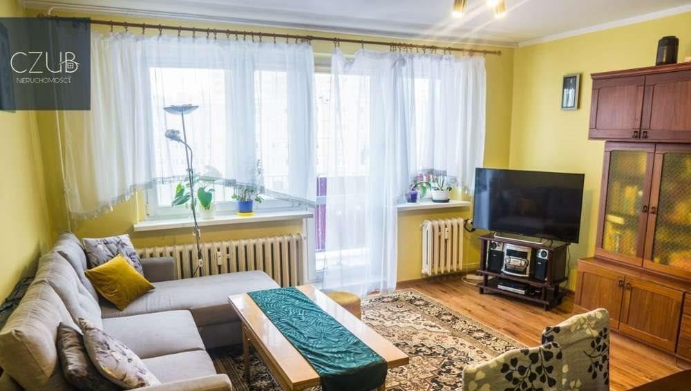 Mieszkanie czteropokojowe  na sprzedaż Poznań, Nowe Miasto, poznań  73m2 Foto 2