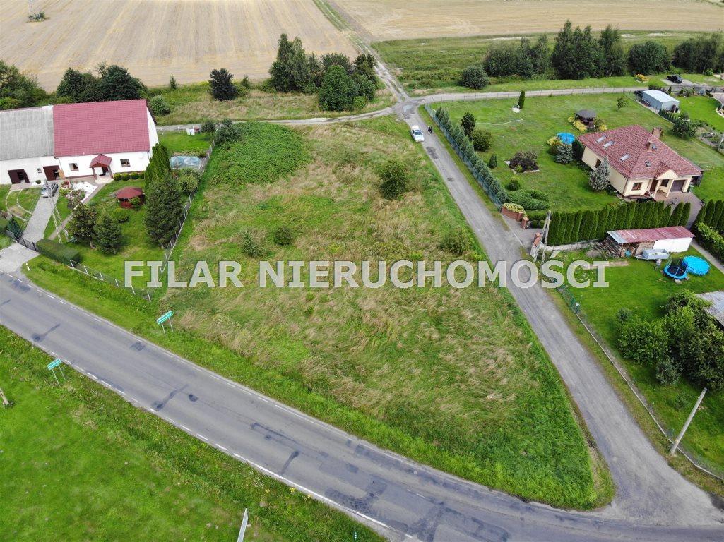Działka budowlana na sprzedaż Chocianowiec  2600m2 Foto 2