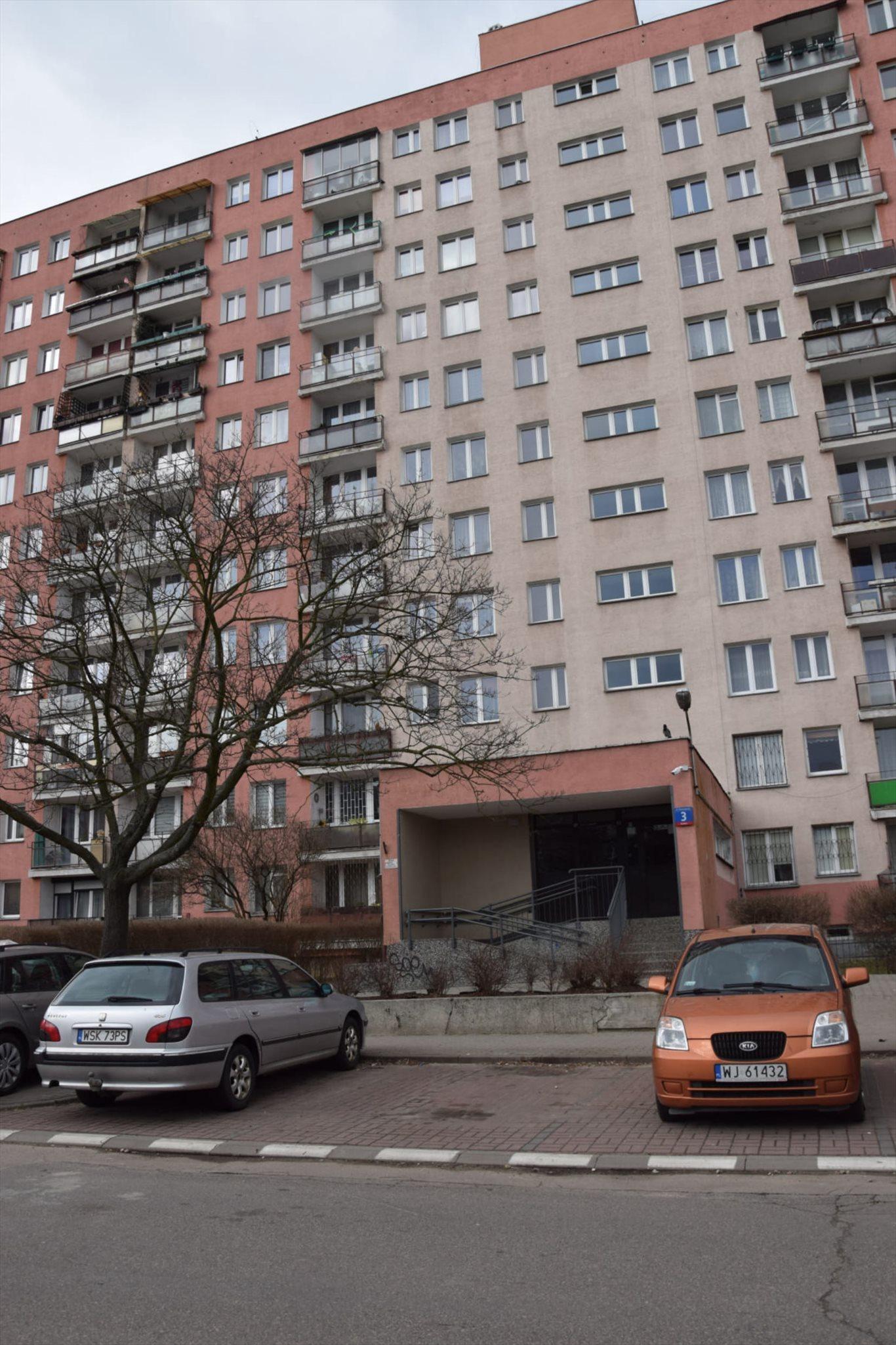 Mieszkanie dwupokojowe na sprzedaż Warszawa, Targówek, Bródno, Krasiczyńska 3  39m2 Foto 10