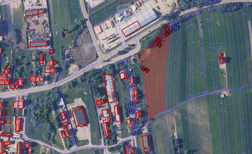 Działka przemysłowo-handlowa na sprzedaż Nowy Targ  4027m2 Foto 5
