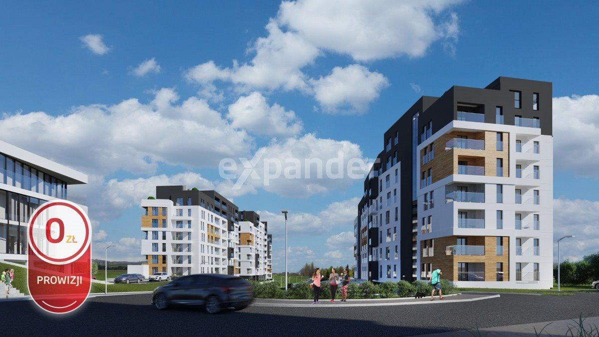Mieszkanie trzypokojowe na sprzedaż Rzeszów, bł. Karoliny  59m2 Foto 4