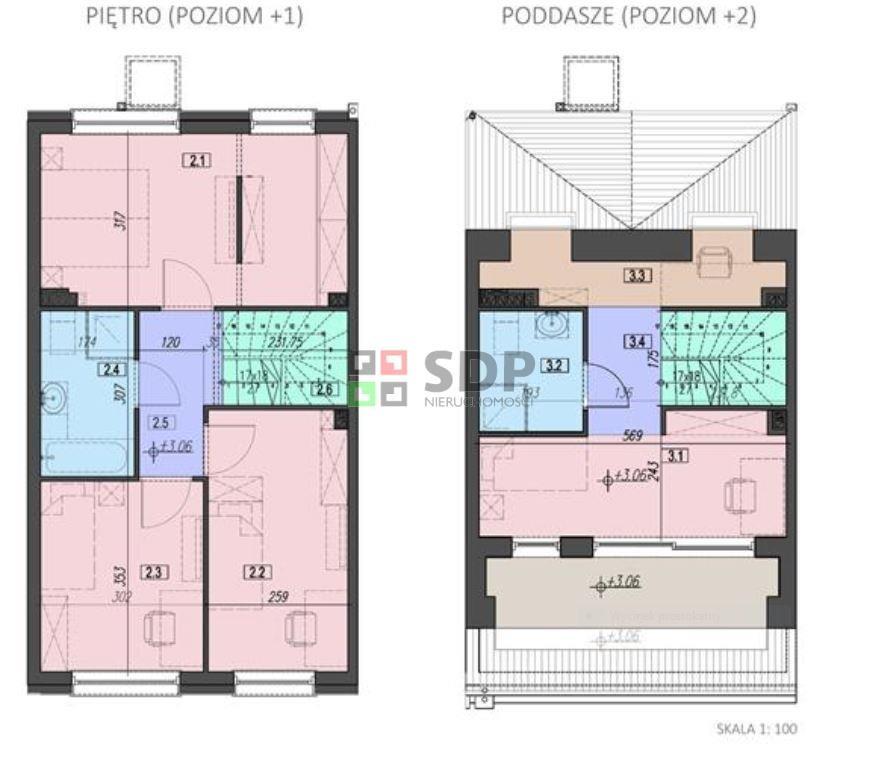 Mieszkanie na sprzedaż Wrocław, Krzyki, Klecina  191m2 Foto 7
