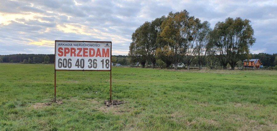 Działka rolna na sprzedaż Dobra, TRASZKI  3350m2 Foto 1