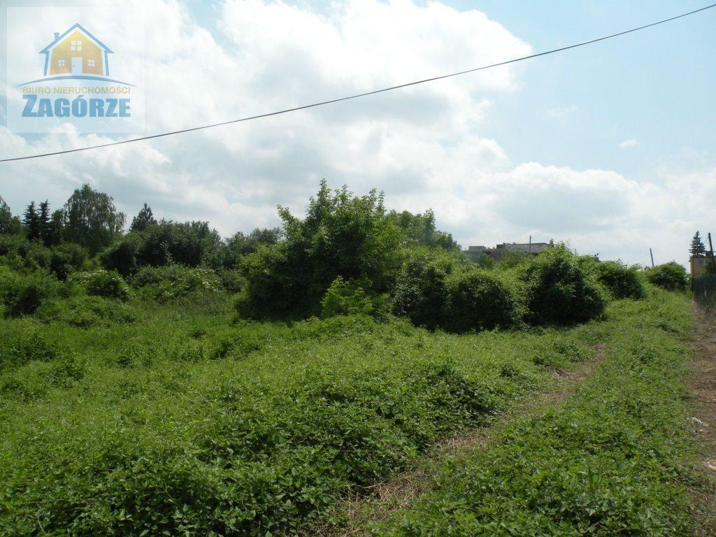 Działka rolna na sprzedaż Sosnowiec, Zagórze, Lenartowicza  1773m2 Foto 1