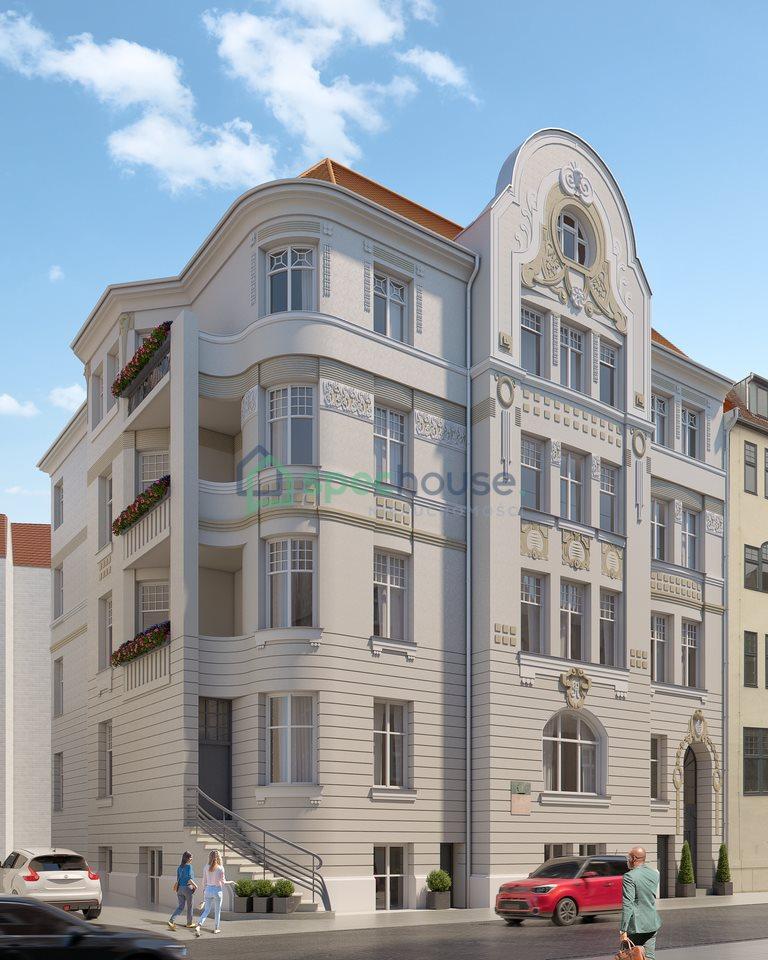Mieszkanie trzypokojowe na sprzedaż Poznań, Łazarz, Łazarz, Józefa Chełmońskiego  161m2 Foto 2