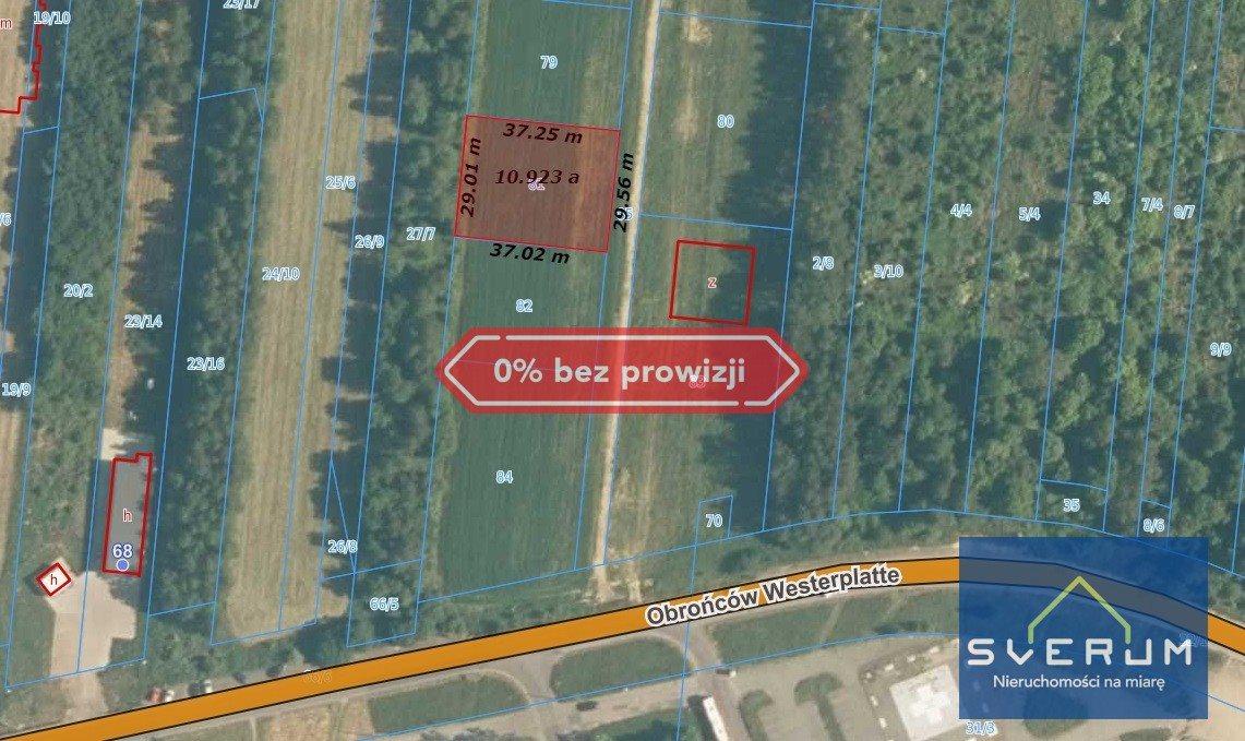 Działka budowlana na sprzedaż Częstochowa, Parkitka, Małopolska  1100m2 Foto 1