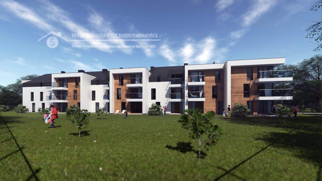 Mieszkanie trzypokojowe na sprzedaż Bielsko-Biała, Kamienica  59m2 Foto 2