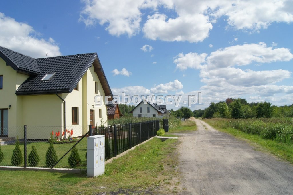 Działka budowlana na sprzedaż Zwierki  1362m2 Foto 1