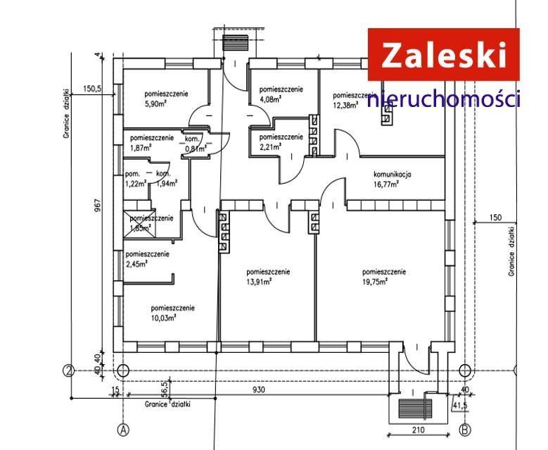 Lokal użytkowy na sprzedaż Gdańsk, NOWY PORT, WYZWOLENIA  110m2 Foto 1