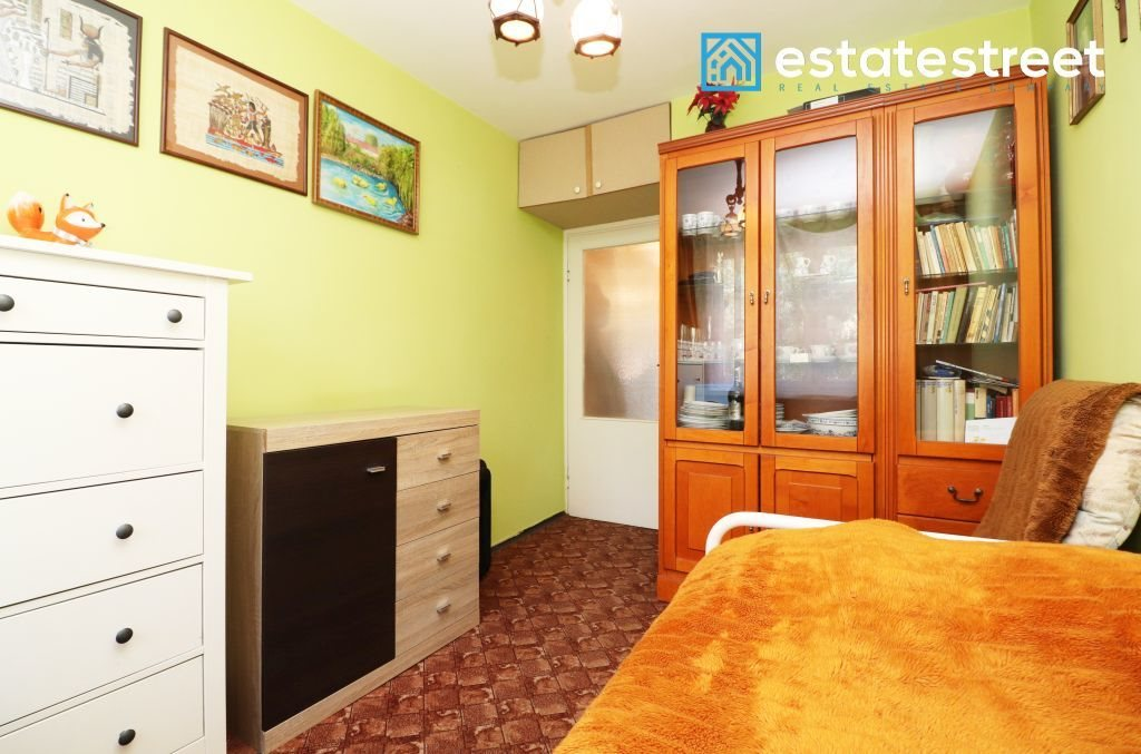 Mieszkanie dwupokojowe na sprzedaż Kraków, Wzgórza Krzesławickie, Wzgórza Krzesławickie, os. Na Stoku  40m2 Foto 9
