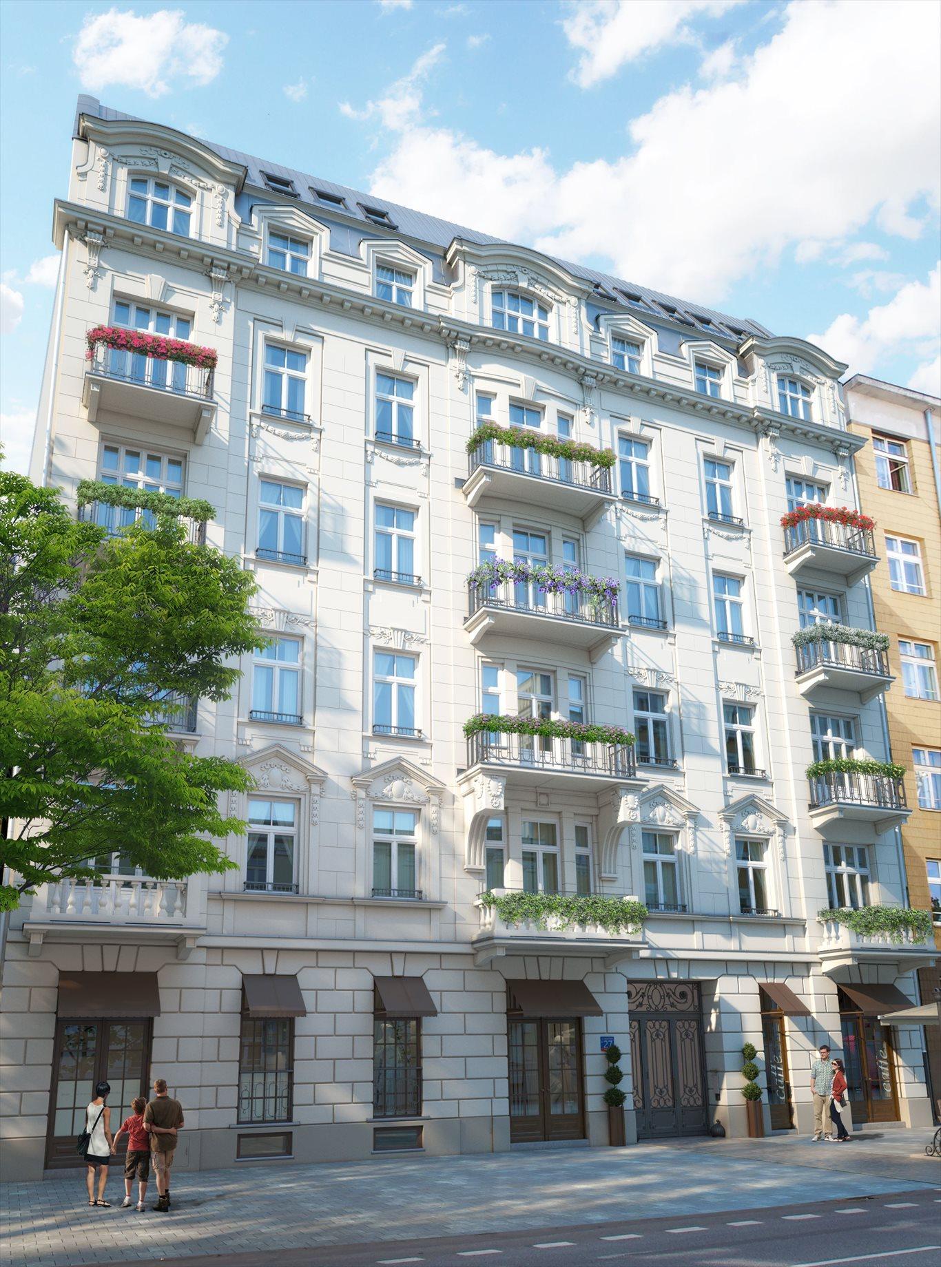 Luksusowe mieszkanie czteropokojowe  na sprzedaż Warszawa, Praga Północ, Jagiellońska  101m2 Foto 1