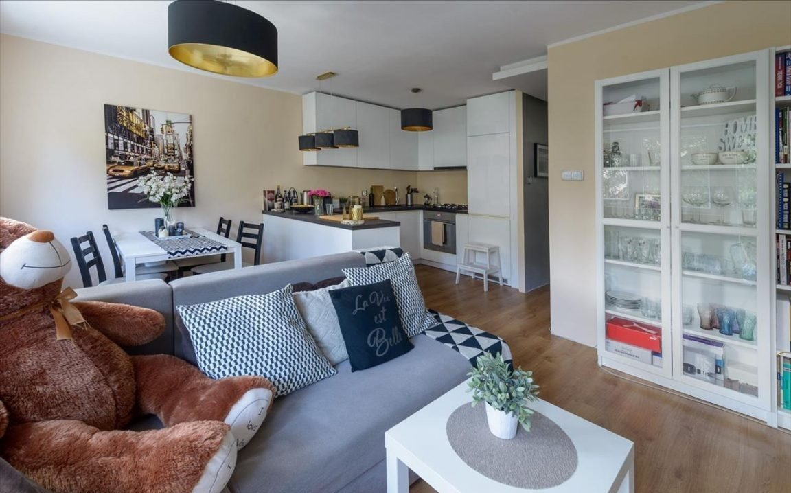 Mieszkanie trzypokojowe na sprzedaż Warszawa, Ochota, Jankowska  48m2 Foto 2