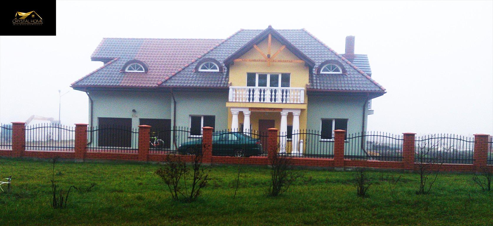 Lokal użytkowy na sprzedaż Borucin  1618m2 Foto 4