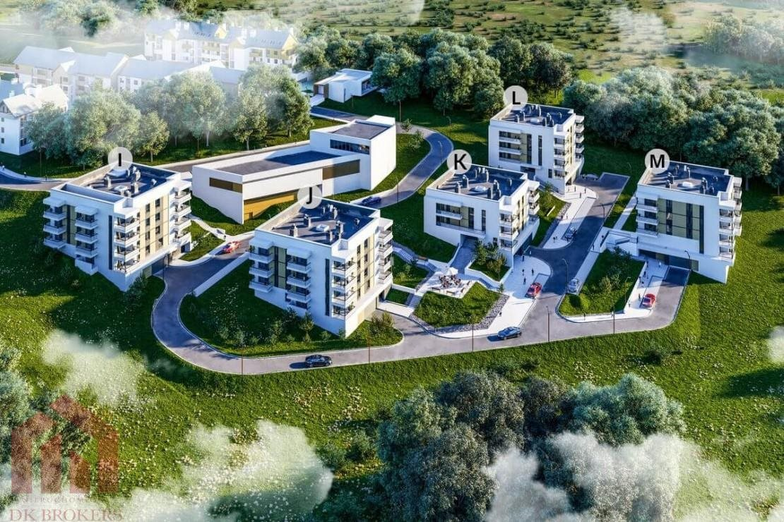 Mieszkanie dwupokojowe na sprzedaż Rzeszów, Staroniwa, Staroniwska  39m2 Foto 7