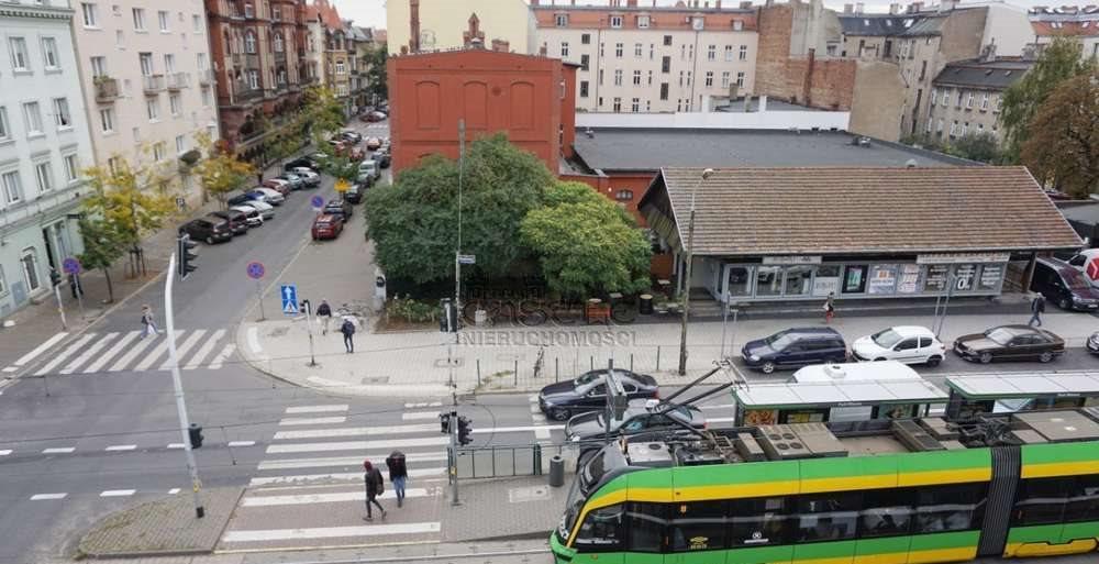 Mieszkanie na wynajem Poznań, Grunwald, Głogowska 54  122m2 Foto 1