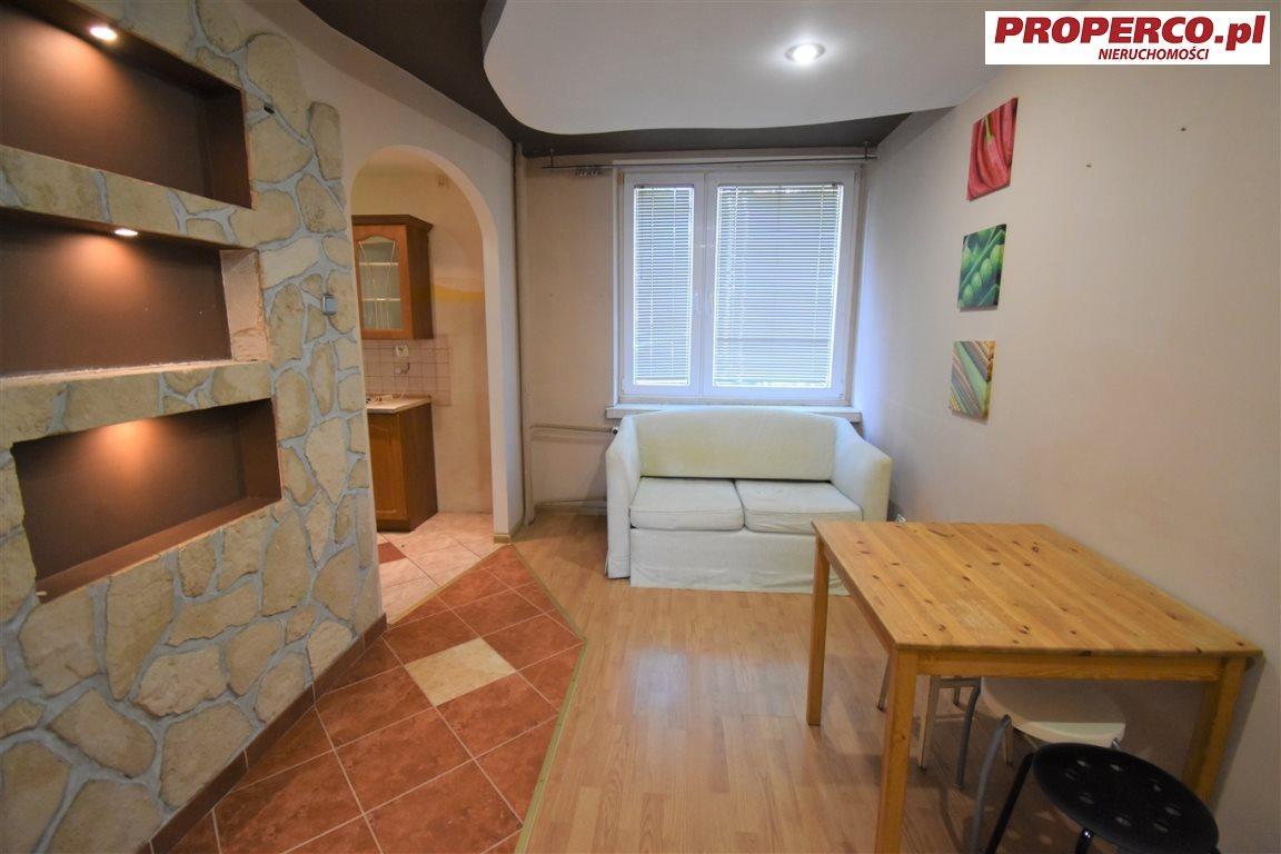 Mieszkanie trzypokojowe na wynajem Kielce, Szydłówek, Warszawska  42m2 Foto 1