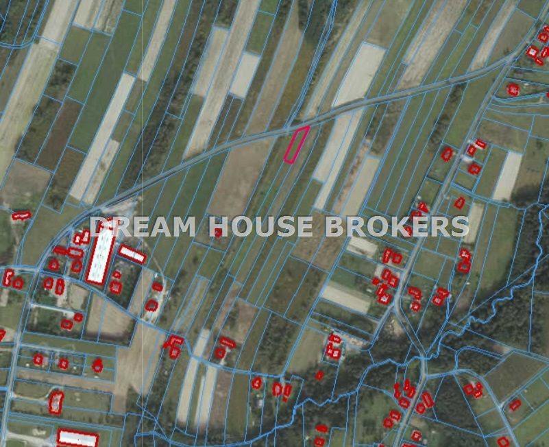 Działka rolna na sprzedaż Strażów  800m2 Foto 1