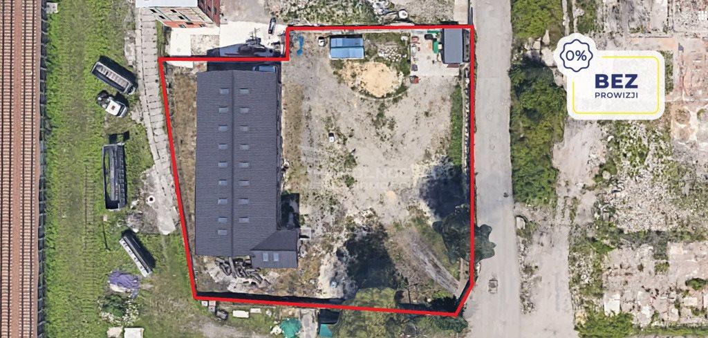 Działka przemysłowo-handlowa na sprzedaż Dąbrowa Górnicza, Strzemieszyce Wielkie  2700m2 Foto 1