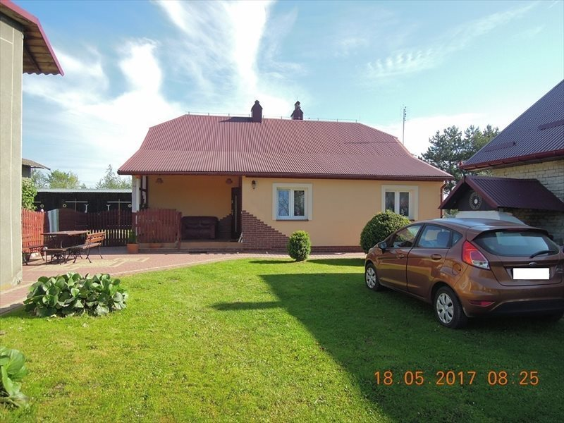 Dom na sprzedaż Bobrówka  80m2 Foto 1