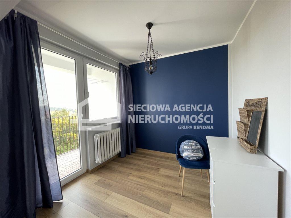 Mieszkanie trzypokojowe na wynajem Gdynia, Obłuże, Benisławskiego  51m2 Foto 4