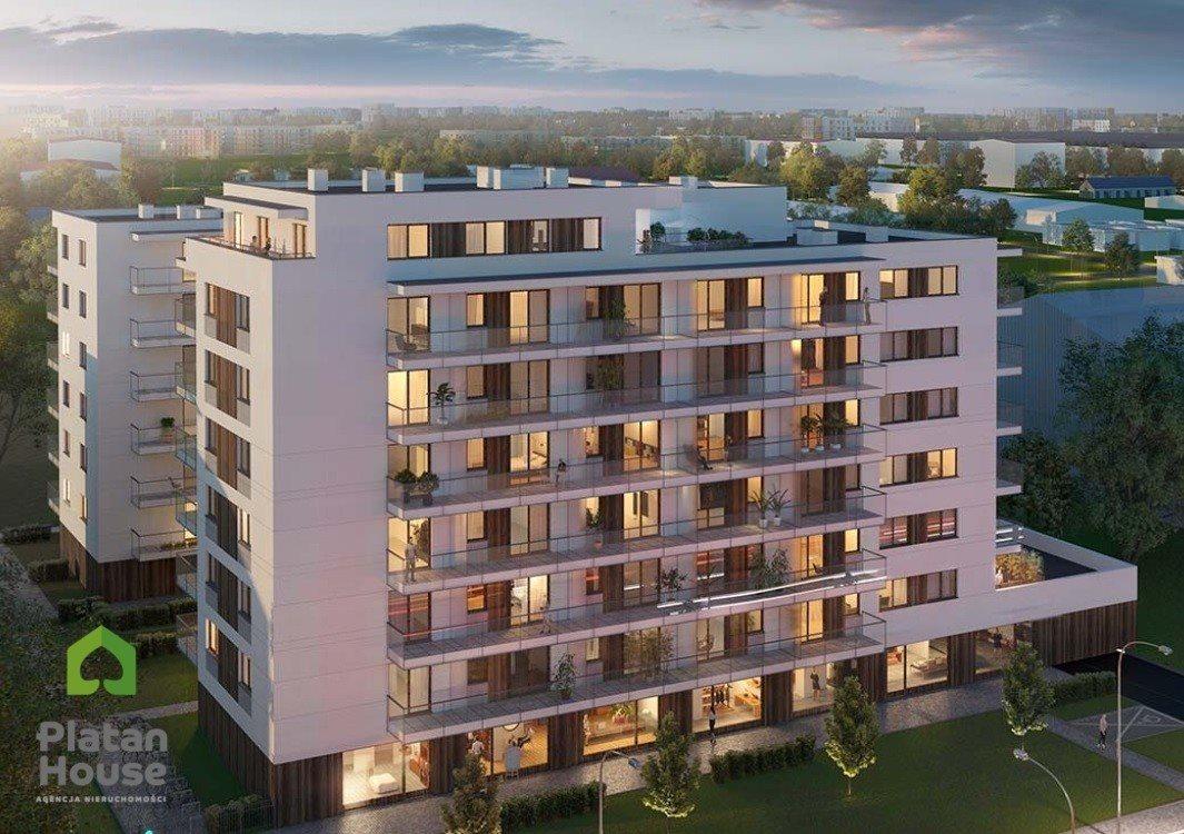Mieszkanie dwupokojowe na sprzedaż Warszawa, Praga-Południe, Mińska  28m2 Foto 6