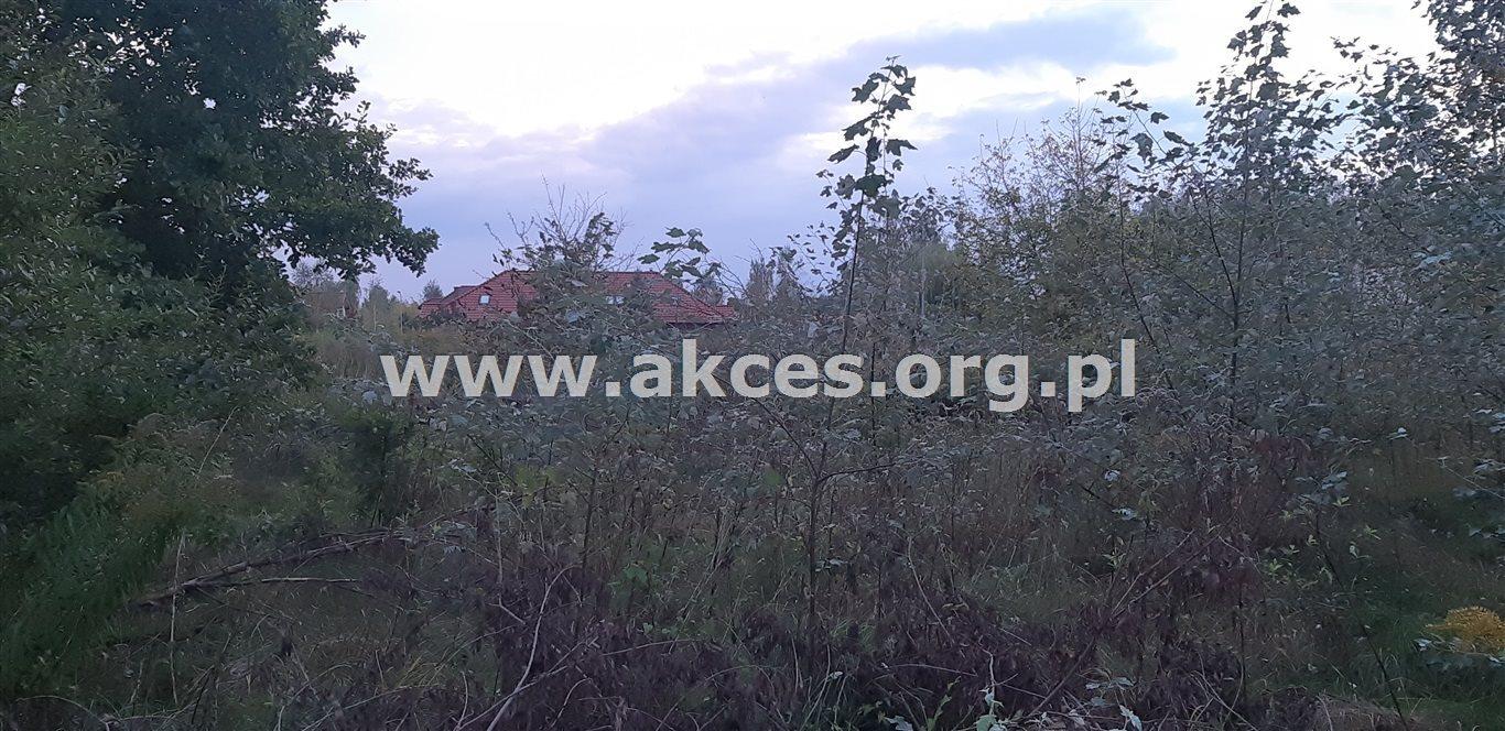 Działka budowlana na sprzedaż Komorów  1182m2 Foto 3