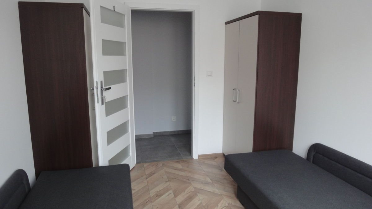 Mieszkanie trzypokojowe na sprzedaż Poznań, Wilda, Dębiec, Atrakcyjne mieszkanie Laskowa  48m2 Foto 2