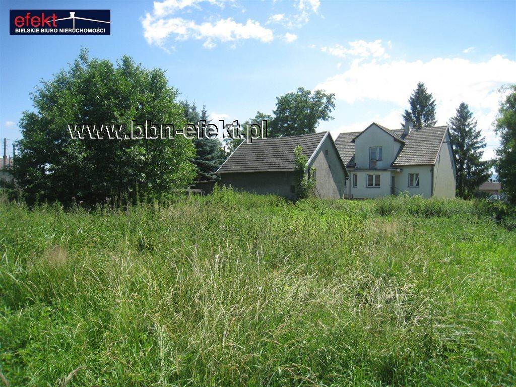 Działka budowlana na sprzedaż Mazańcowice  900m2 Foto 1