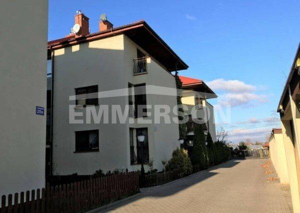 Mieszkanie na sprzedaż Macierzysz, Mazowiecka  121m2 Foto 1