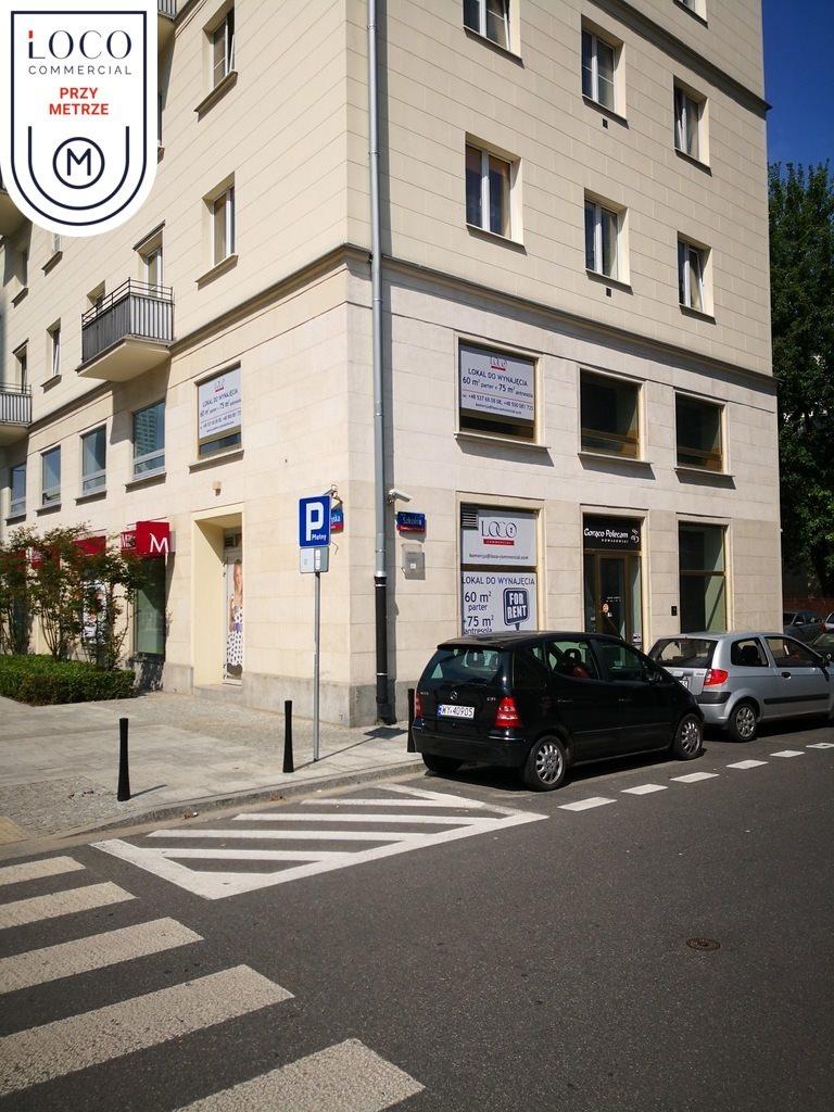 Lokal użytkowy na wynajem Warszawa, Świętokrzyska  139m2 Foto 1