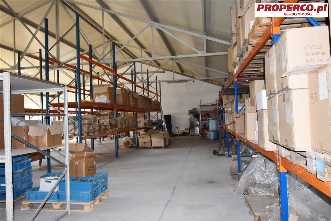 Lokal użytkowy na sprzedaż Kostomłoty Drugie  777m2 Foto 8