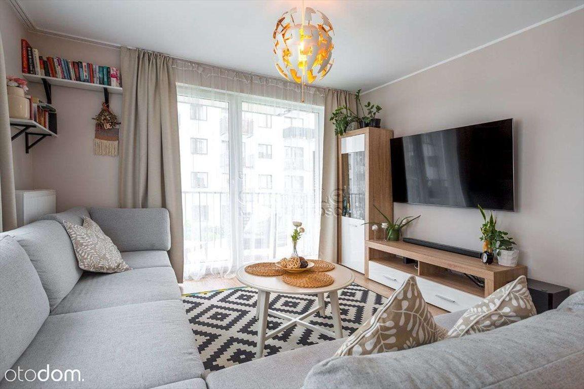 Mieszkanie trzypokojowe na sprzedaż Poznań, Wilda, Rolna  58m2 Foto 3