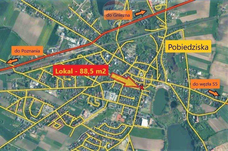 Lokal użytkowy na sprzedaż Pobiedziska, Kostrzyńska  89m2 Foto 8