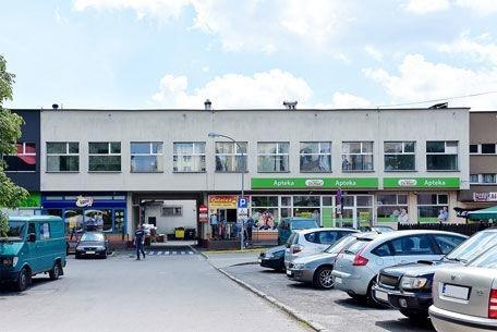 Lokal użytkowy na sprzedaż Sanok, Traugutta  407m2 Foto 1