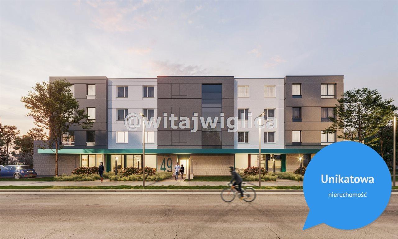 Mieszkanie czteropokojowe  na sprzedaż Wrocław, Psie Pole, Sołtysowice, Poprzeczna  61m2 Foto 3