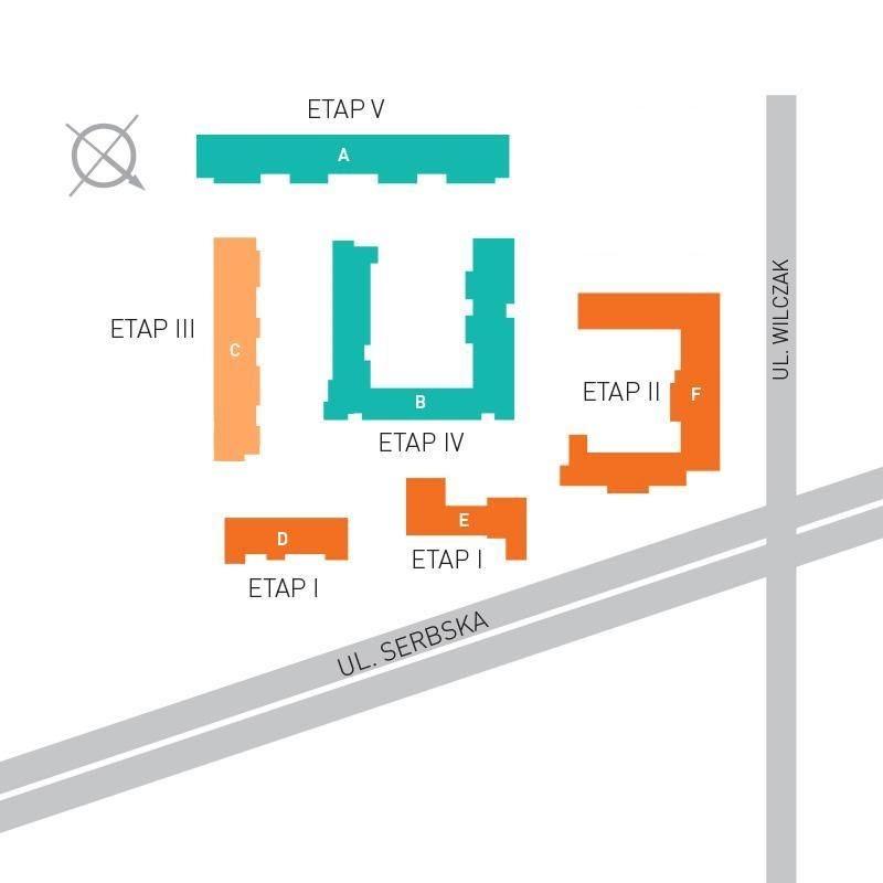 Mieszkanie trzypokojowe na sprzedaż Poznań, Stare Miasto, Winogrady, Winogrady, Piątkowo, Naramowice,ul.Serbsk,  59m2 Foto 4