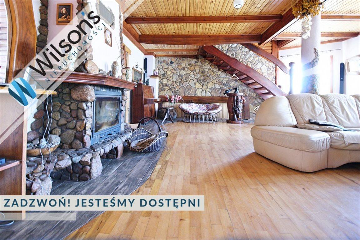 Dom na sprzedaż Zalesie  383m2 Foto 1