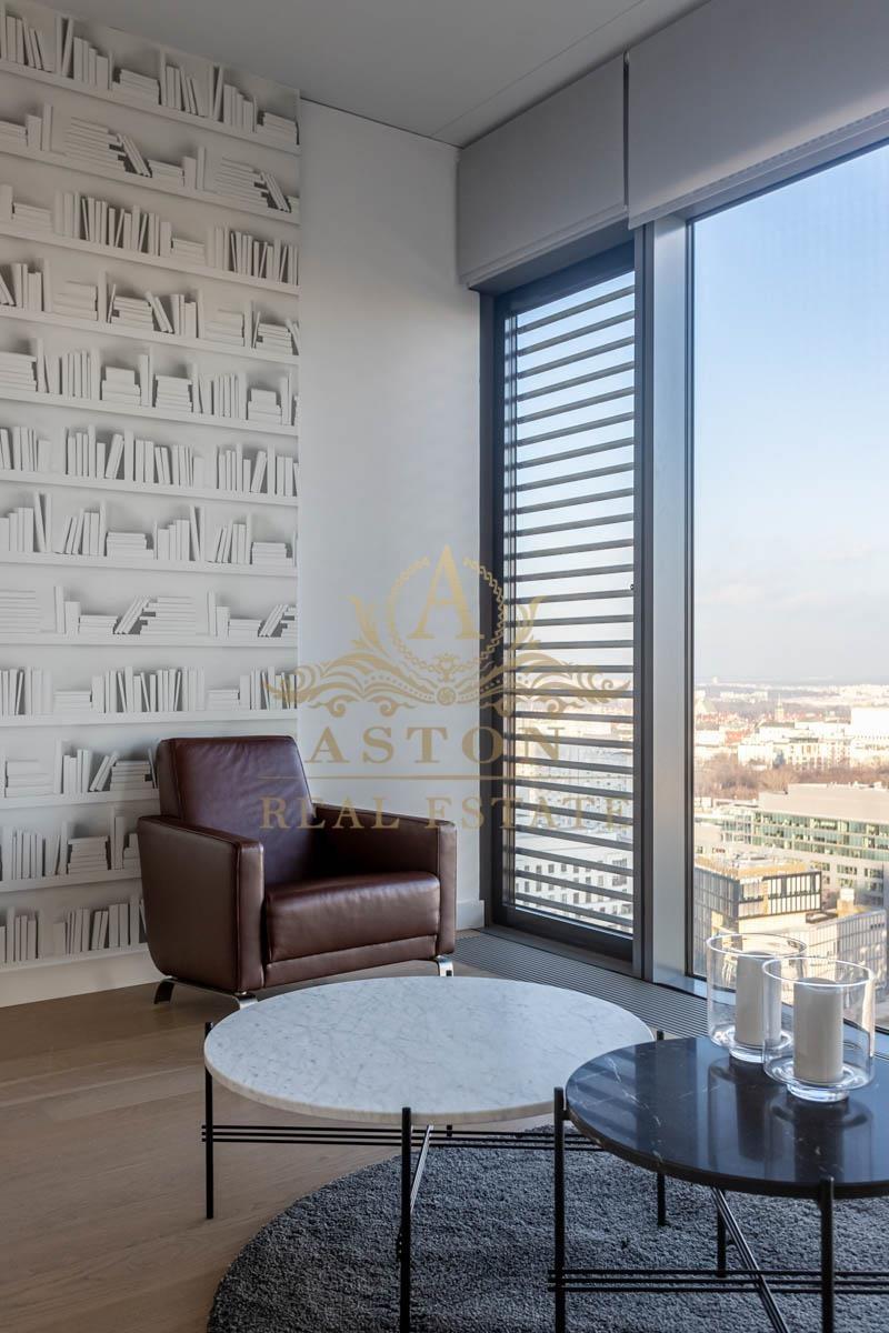 Mieszkanie trzypokojowe na wynajem Warszawa, Śródmieście, Twarda  135m2 Foto 12
