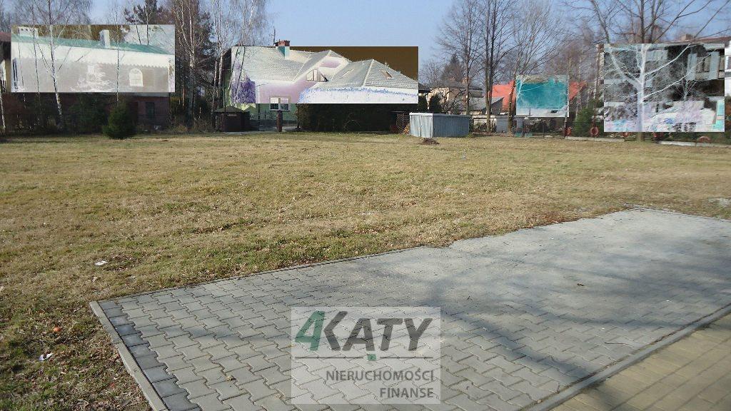 Działka przemysłowo-handlowa pod dzierżawę Strumień  1800m2 Foto 5