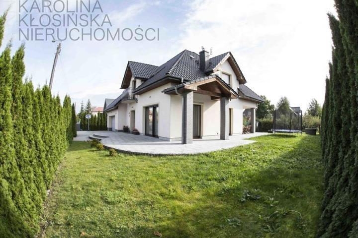 Luksusowy dom na sprzedaż Iwiny  243m2 Foto 1