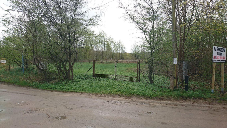 Działka budowlana na sprzedaż Odargowo, ul. Morska  1532m2 Foto 1