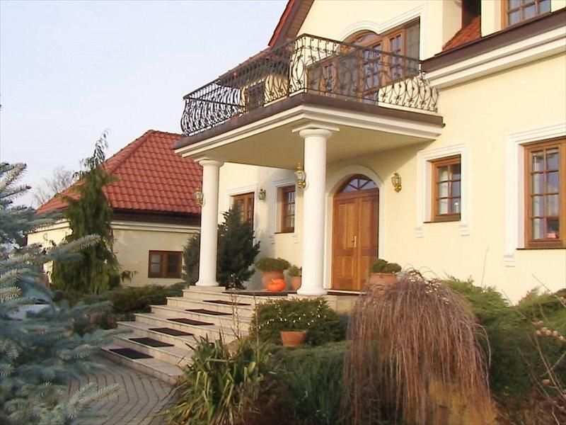 Dom na sprzedaż Warszawa, Wilanów, Powsin, Przyczółkowa  600m2 Foto 1