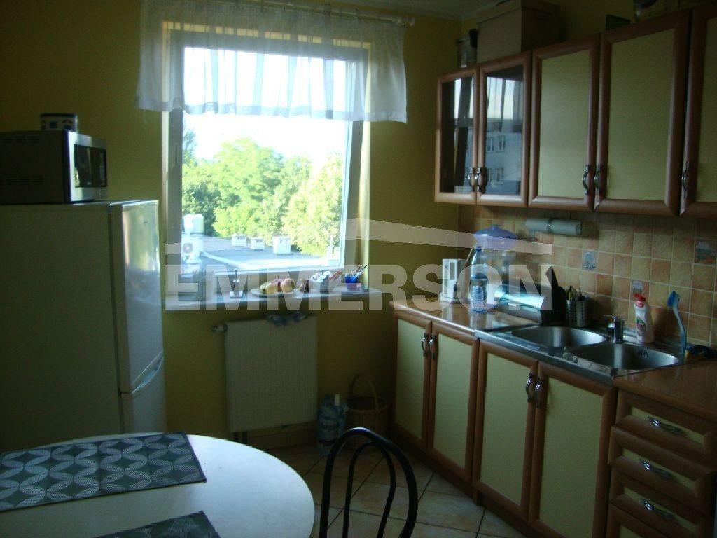 Mieszkanie dwupokojowe na wynajem Wrocław, Krzyki  43m2 Foto 4