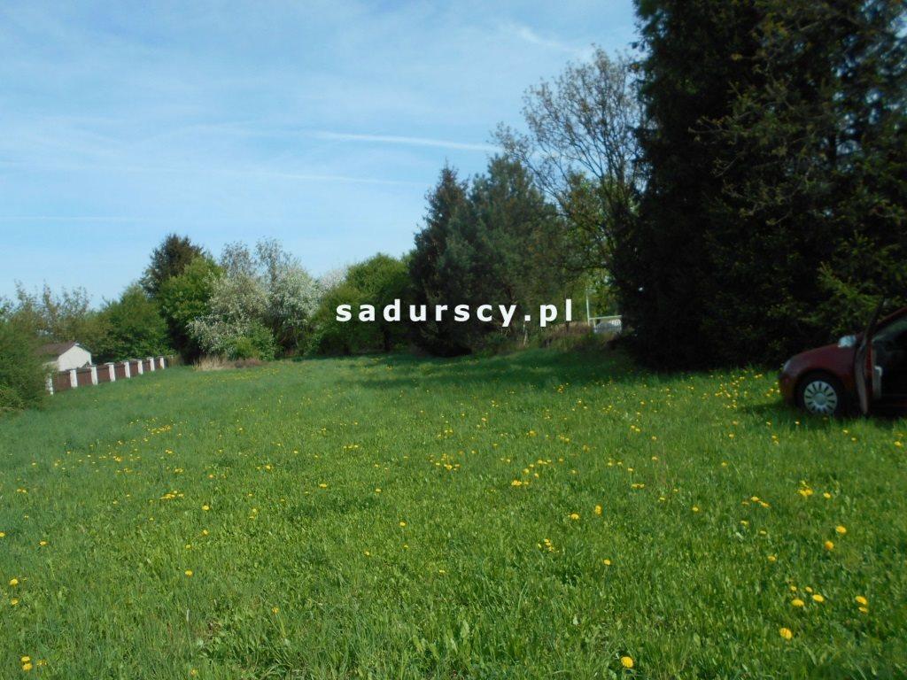 Działka budowlana na sprzedaż Gdów, Boczna  3900m2 Foto 6