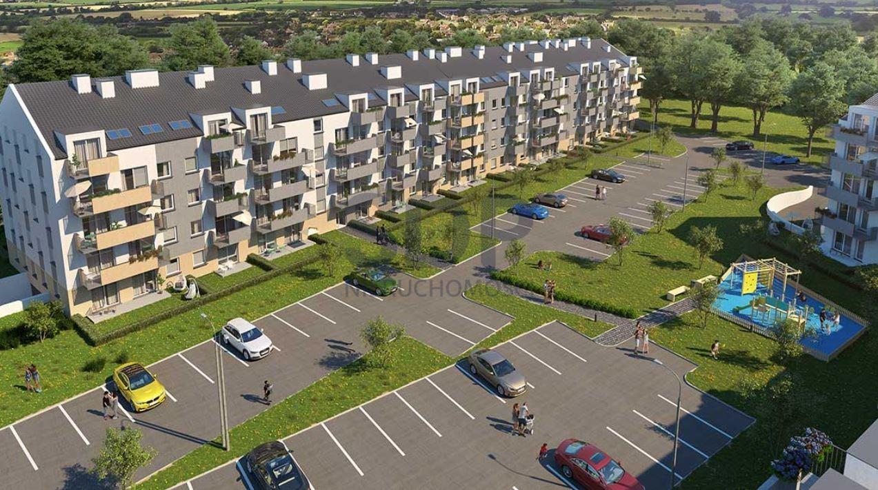 Mieszkanie trzypokojowe na sprzedaż Wrocław, Krzyki, Wojszyce, Buforowa  48m2 Foto 7